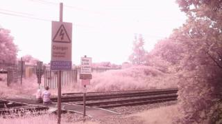 Penny's level crossing in Rossington