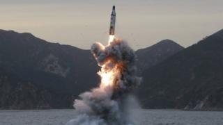 سیستم دفاعی قادر به ردیابی موشک های کره شمالی و شلیک و سرنگونی آنها است