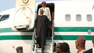 Nigeria's President Muhammadu Buhari returned to office in August after three months' medical leave in the UK