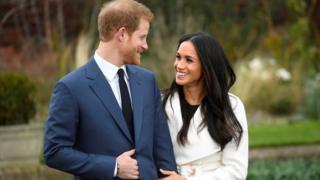 Prince Harry and Meghan Markle