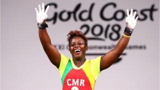 Arcangeline Fouodji Sonkbou of Cameroon