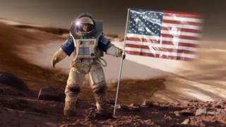 Mars'a yolculuk projesi
