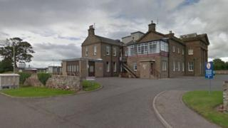 Montrose maternity unit