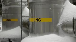 Amerika igiye kugurishiriza mu Bushinwa imyuka ya gazi