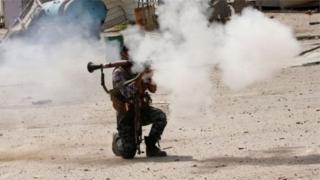 Raia laki nne wamekwama mjini Mosul kutokana na mashambulizi yanayoendelea