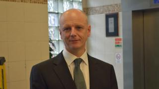 Mike Corfield from Trafford Housing Trust - Assistant Director for Customers