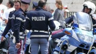 İtalyan polisi