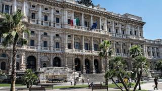 İtalyan yüksek mahkemesi