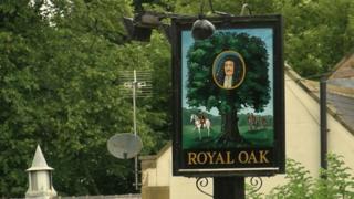 Royal Oak, Ulley, near Rotherham