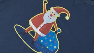 Christmas jumper (Image: Tom Cridland)