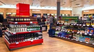 Havaalanında alkol satışı