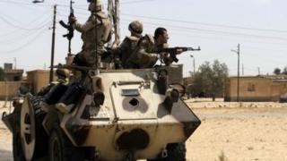 قوات الجيش المصري