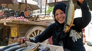 Mısır, balık