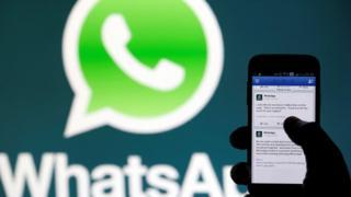 即时通讯工具WhatsApp
