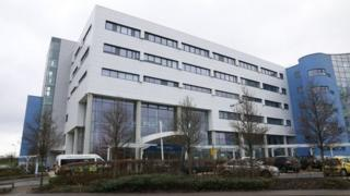 John Radcliffe Hospital West Wing