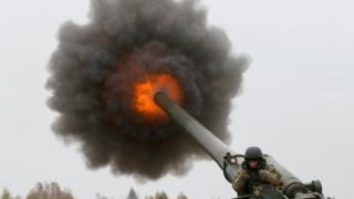 Програма допомагала розрхувати параметри стрільби для ствольної і реактивної артилерії