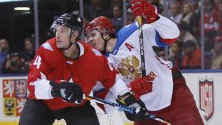 В ходе игры россияне один раз сумели повести в счете, но всего в течение двух минут