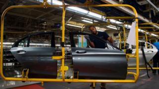 US car production