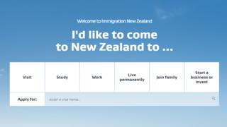 İmmiqrasiya Yeni Zelandiya (İNZ) bildirib ki, onların internet səhifəsinə 24 saat ərzində 56300 giriş olub