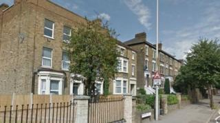 The woman was attacked in Hermon Hill