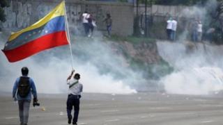 Dibadbaxyada Venazuela