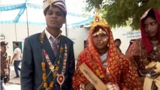 mass wedding in Madhya Pradesh India