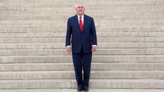 Tillerson Anıtkabir ziyareti