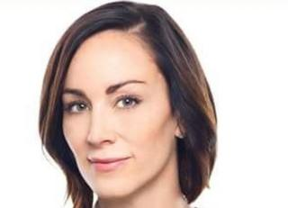 Amanda Lindhout in her Facebook profile picture.