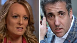 Stormy and Cohen