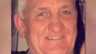 Ken Cresswell, from Rotherham, the third man to have been recovered from Didcot power station