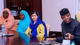 Malala ta yi kira a ceto 'yan matan Chibok