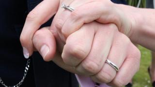 Perkawinan, cincin kawin