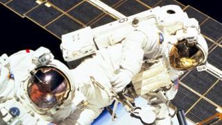 Работа в открытом космосе