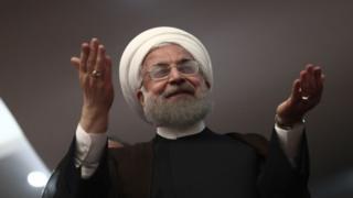 Hassan Rouhani (May 2017)