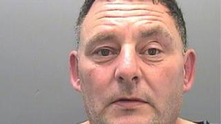 Anthony John Lowe, 46, was sentenced to life with a minimum of 18 years