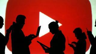 People watching YouTube videos