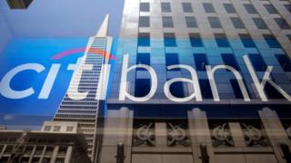 Fachada do Citibank