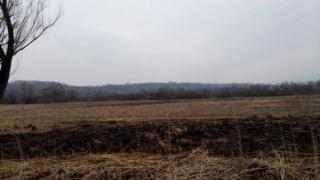 Фото згарища з долини нарцисів