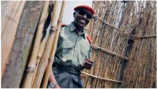 Bosco Ntaganda maarufu 'Terminator'