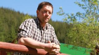 Iain Pocock in BBC documentary Power to the Pococks