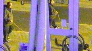 Shane Lay on CCTV