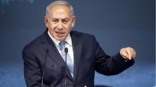 Benjamin Netanyahu (29/01/18)