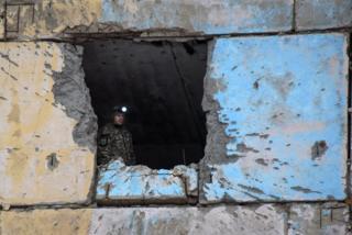 На почтаку лютого між українськими військами і бойовиками спалахнуло загострення, зокрема, під обстріли потрапило місто Авдіївка
