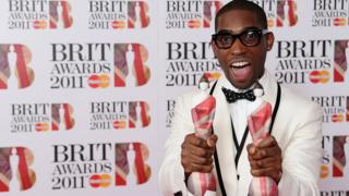 Tinie Tempah Brit Awards