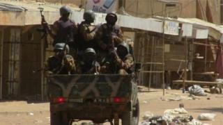 Mali askerleri