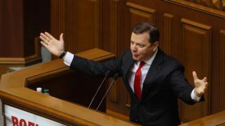 Олег Ляшко говорит, что не знает, в чем его звинучае САП