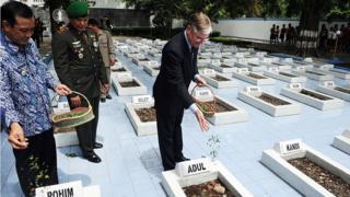 Hollanda'nın Endonezya Büyükelçisi Tjeerd de Zwaan