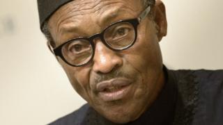 Buhari BBC Pidgin