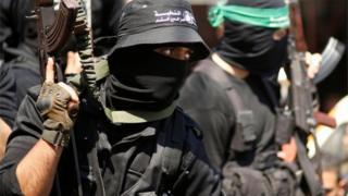 أفراد من حماس