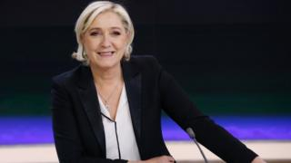 France elections: Le Pen steps aside as National Front ...